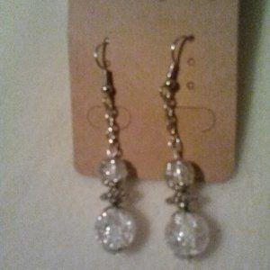 Women's Handmade Snowmen Earrings